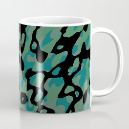 Spring Camo Coffee Mug