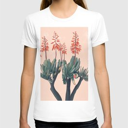 A blooming Plant T-shirt