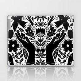 lift your hands Laptop & iPad Skin