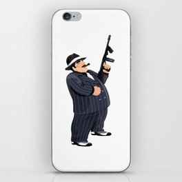 gangster iPhone Skin