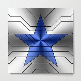 Star Soldier Metal Print