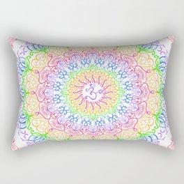 Chakra Om Rectangular Pillow
