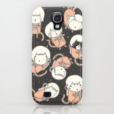 Cat-Stronauts Galaxy S4 Slim Case
