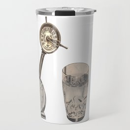 Drinking Bird Travel Mug