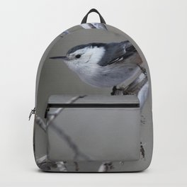 White-breasted Nuthatch Backpack