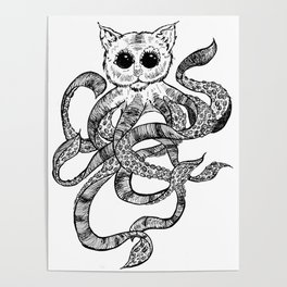 Octocat Poster
