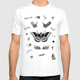Harry's Tattoos Two T-shirt