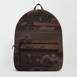 Ghost Town Door Backpack