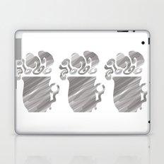 White Tea Laptop & iPad Skin