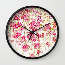 Cherry Blossom 1 Wall Clock