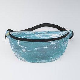 i love the ocean Fanny Pack