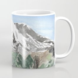The Heart of Washington Coffee Mug