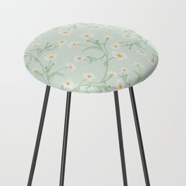 Oxeye (Mint) Counter Stool
