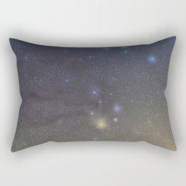Antares region Rectangular Pillow