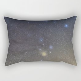 Antares region Rectangular Pillow