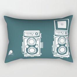 Yashica MAT 124G Camera Rectangular Pillow
