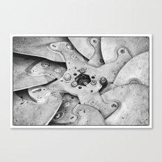 MBW1: Mechanical  Canvas Print