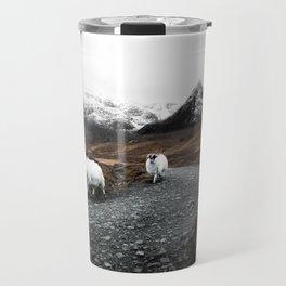 Ram Crossing / Isle of Skye Travel Mug