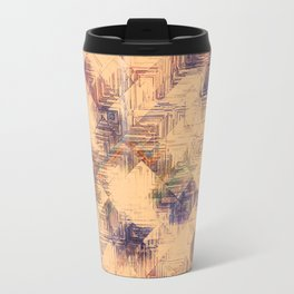 Curtains no. 333 Travel Mug