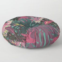 Tropical Tendencies Floor Pillow