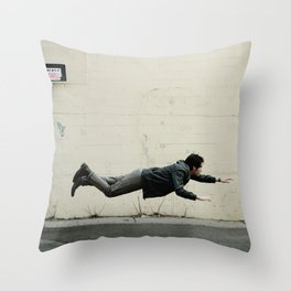 Sometimes, it's good to be different. Throw Pillow
