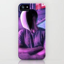 Retrograde iPhone Case