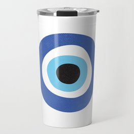 Evi Eye Symbol Travel Mug
