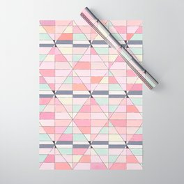 Sorbet Pinks Wrapping Paper