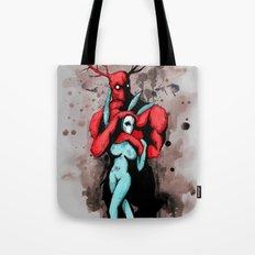 Beauty & Beast Tote Bag
