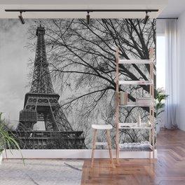 Eiffel tower Paris Wall Mural