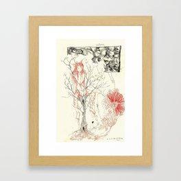 Page 11 (Autumn) Framed Art Print