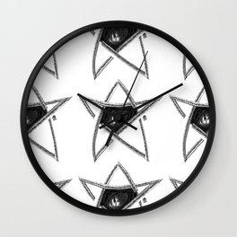 Elder Sign fanart Wall Clock