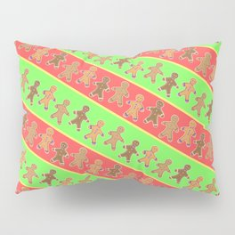 Gingerbread Men Pillow Sham