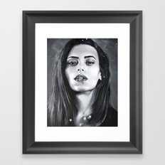 Lucera Framed Art Print