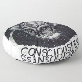 Consciousness Floor Pillow
