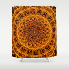 AGNI Shower Curtain