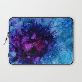 Amethyst Freeze Laptop Sleeve