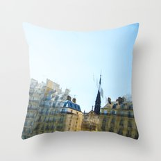 I felt this way in a dream once Throw Pillow