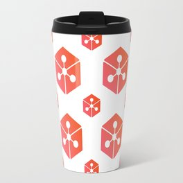 Lunyr - Crypto Fashion Art (Large) Travel Mug