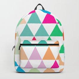 Geometric Pattern IV Backpack