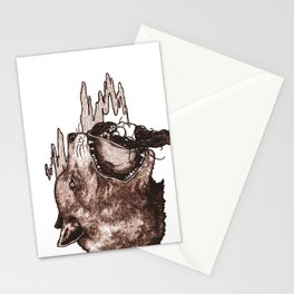 little red. Stationery Cards