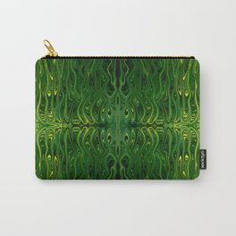 Corn Field Squid by Chris Sparks Carry-All Pouch