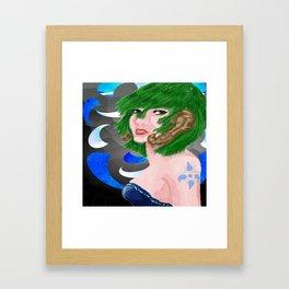 ara Framed Art Print