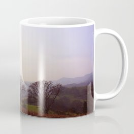 Dusk On The Hills Coffee Mug