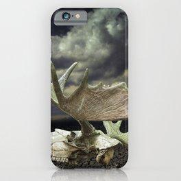 Moose Skull iPhone Case