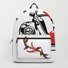 reindeer bumblebee Backpack