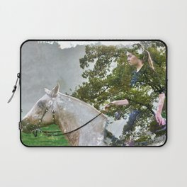 A Spark in the Trees Laptop Sleeve