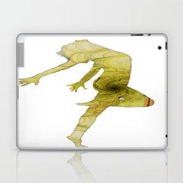 The dancer 01 Laptop & iPad Skin