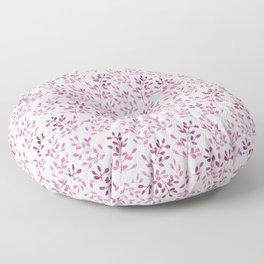 Ramitas Pink Floor Pillow