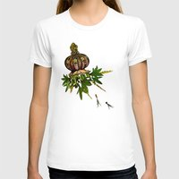 jellyfish T-shirts featuring Jellyfish by Sybille Sterk